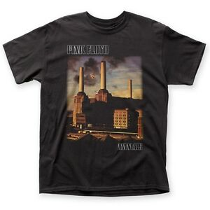 Official-Licensed-Pink-Floyd-Animals-Album-Record-Cover-Artwork-T-shirt-S-3XL