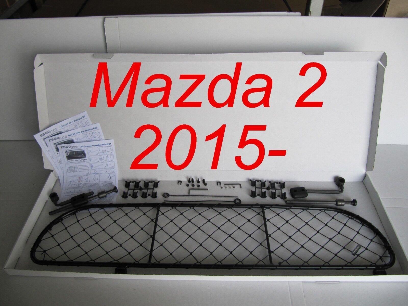 Dog Guard, Pet Barrier Net and Screen MAZDA 2 2015-