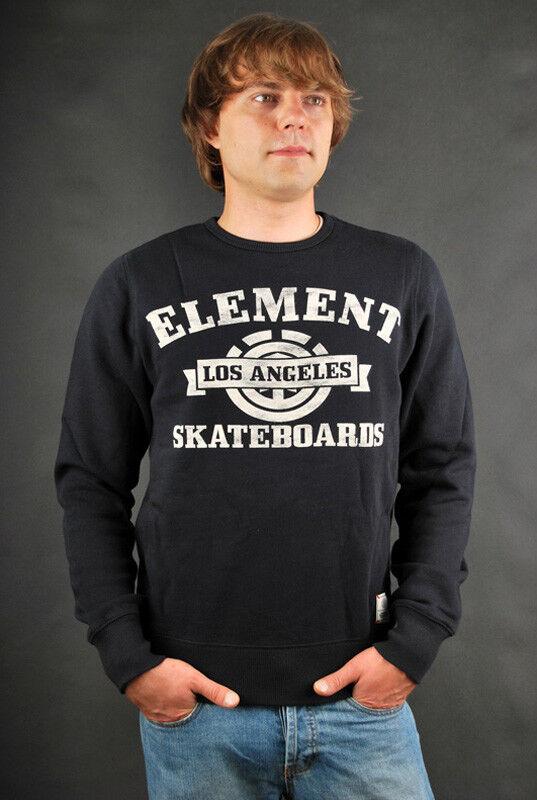 Elemento Pullover Mesa w1 Fashion Felpa in pile nero