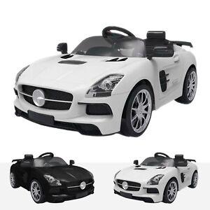 Image Is Loading Kids Mercedes Sls Style Supr 12v Electric Motor