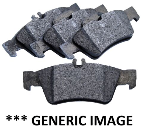 Eicher Premium 101820969 Front Right Left Brake Pad Set 4x Replacement Pads