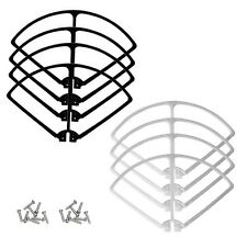 8 Pieces Propellers Blades Guard Protector Frame for Syma X8C X8W X8G RC Heli