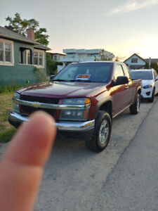 2008 Chevy Colorado beauty truck for a sweet deal
