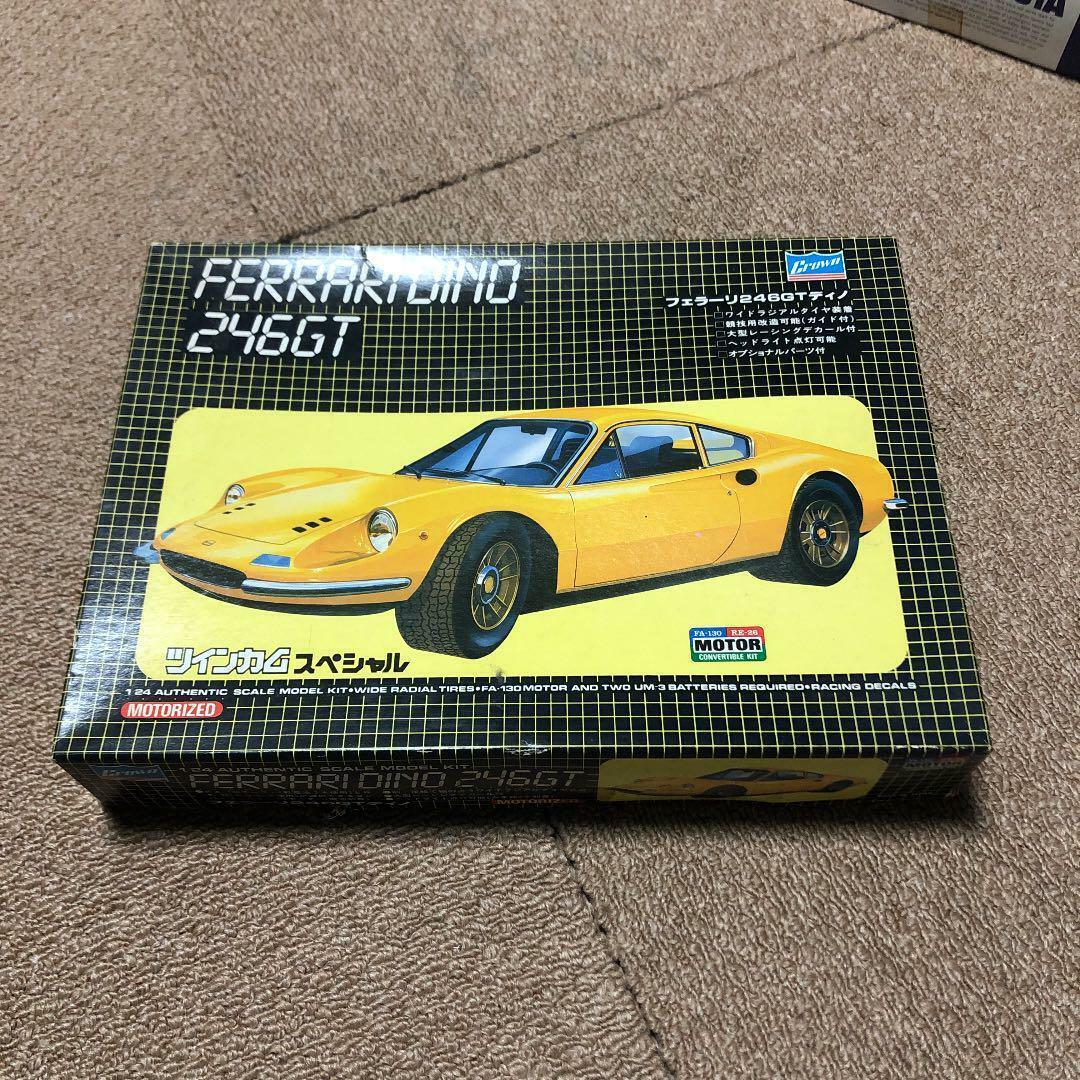 Ferrari Dino 246 GT 1   24 de la Corona.