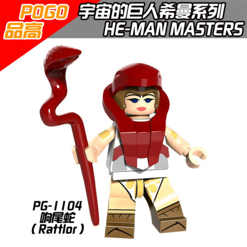 PG1104 POGO #1104 New Custom Gift Game Character Compatible #H2B