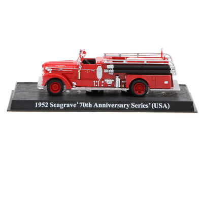 SERIES VANDERGRIFT 1952 SEAGRAVE FIRE ENGINE 70TH ANNIV PA 1//64 AMERCOM ACSF19