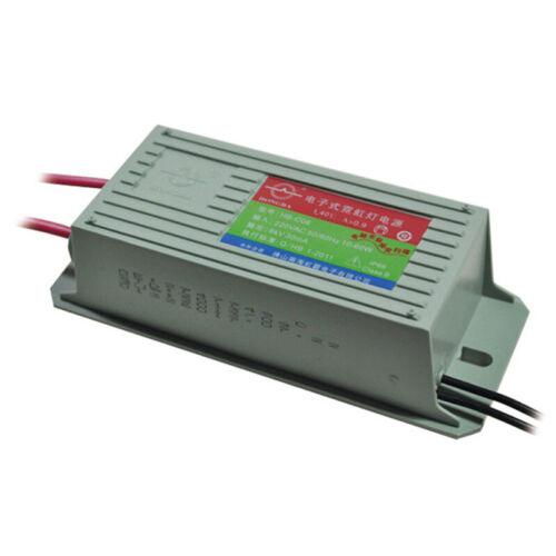 Neon Electronic Transformer 6KV 30mA 60W Load 6M Neon Power Supply Rectifier Kit