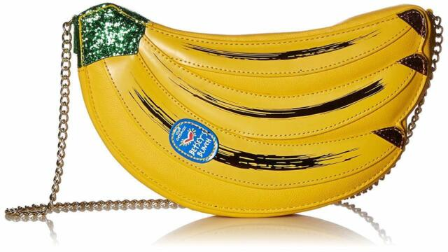 Betsey Johnson Kitsch Going Bananas