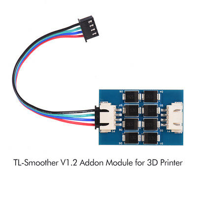 TL-Smoother Addon Module Filter V1.2 For 3D Printer Stepper Motor Drivers Qualit