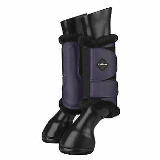 LeMieux Fleece-Lined Brushing Boots