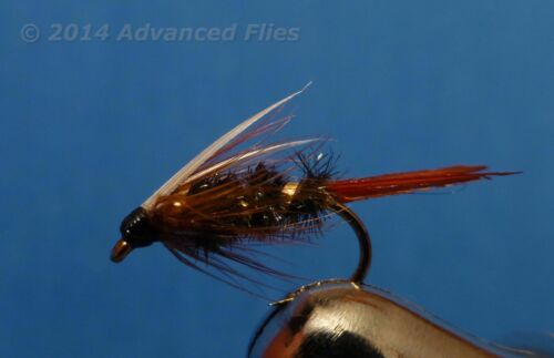 1 dozen Prince #10 #12 #14 #16 Nymph Trout Fly Fishing Flies