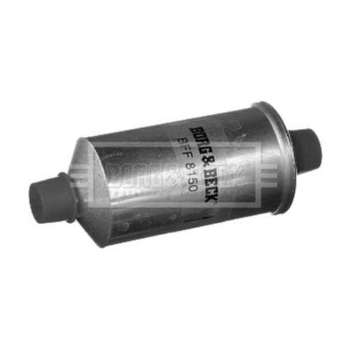 FITS PEUGEOT 505 2.2 Turbo Injection Origine Borg /& Beck Filtre Carburant