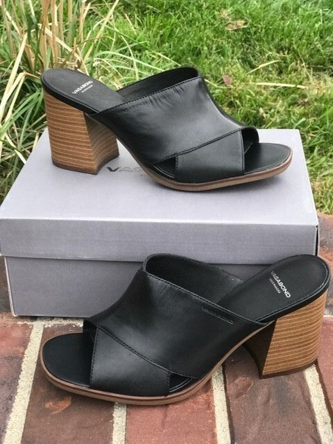 85a06fe01a VAGABOND LEA - Sandals - black size 38 new black nasty gal urban outfitters