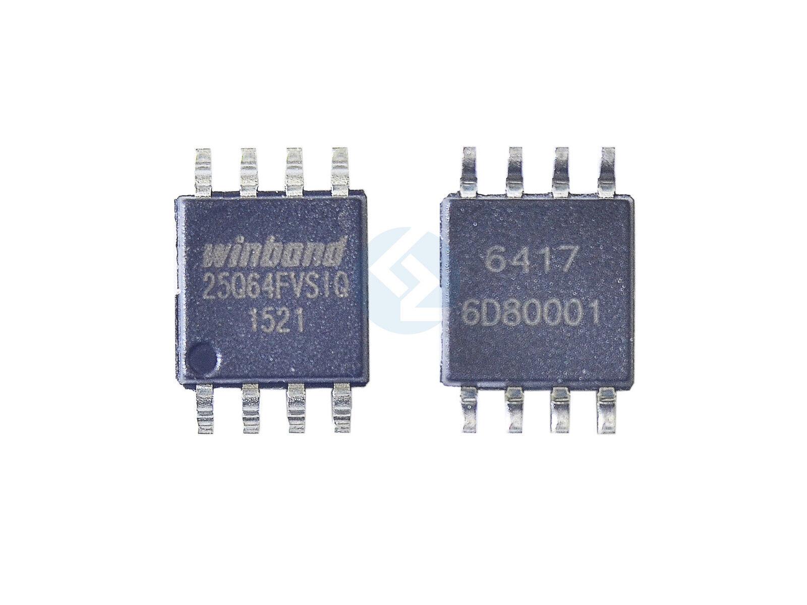 Lot of WINBOND W25Q64FVSIQ 25Q64FVSIQ SSOP 8pin Power IC Chip Chipse