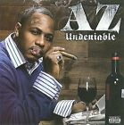 Undeniable [PA] by AZ (CD, Apr-2008, Koch (USA))