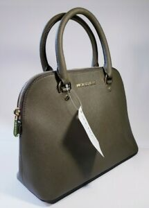 Michael-Kors-Jet-Set-Travel-Tote-Medium-Saffiano-Leather-Zip-Top-Army-Green
