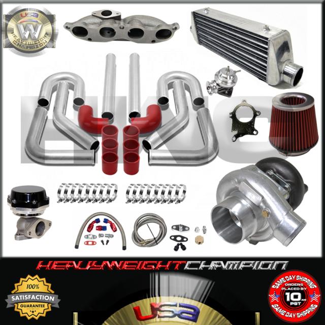 Turbo Kit T3/T4 02-06 Acura RSX DC5 Civic Si EP3 K-Series