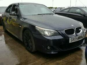 Details About 2005 Bmw 5 Series 530d M Sport E60 E61 M47 In Black Breaking Spares Parts
