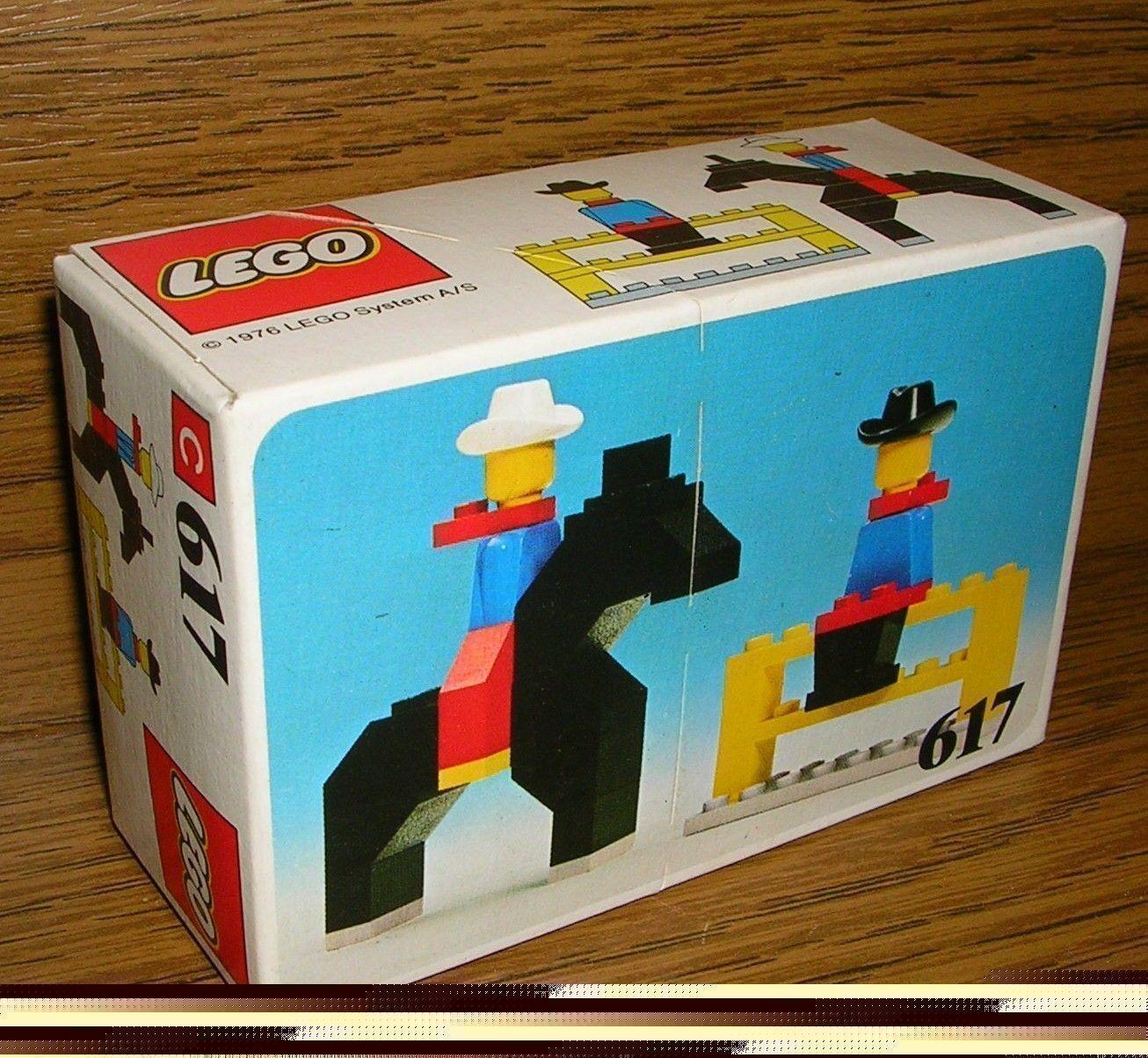 LEGO 1970er Jahre 617 neu   ungeöffnet