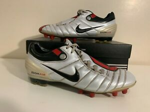 af6450e4801 Image is loading NIKE-Air-Zoom-White-TOTAL-90-t90-SOCCER-