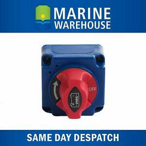 Battery Master Switch - 2 Position W/Charge Reader - 300 Amps 12V Volt   5533