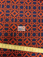 """WICKER BY MICHAEL MILLER 100% COTTON FABRIC 45"""" WIDTH SOLD BY THE YARD FH-1017"""