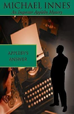 Appleby's Answer Paperback Michael Innes