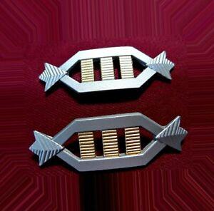 Star Trek Movie Uniform FLEET ADMIRAL Rank Pin Pip Combadge Communicator Badge