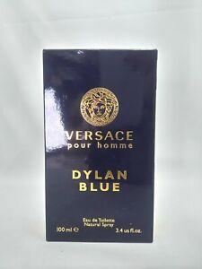 TESTER-Versace-Pour-Homme-Dylan-Blue-100ml-Eau-de-Toilette-Spray-80-Full
