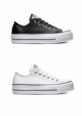 Converse All Star OX Platform Leather | eBay