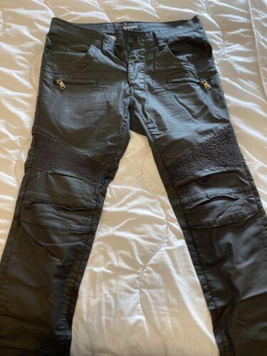 Men's Balmain Biker Jeans Sz. 31