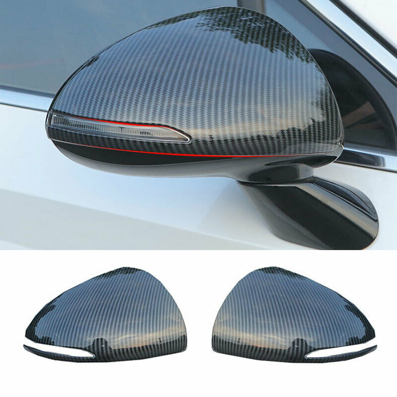 Bishop Tate Car Styling Carbon Style Rear View Mirror Cover Trim ...