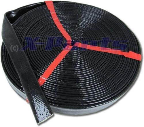1m Hitzeschutzschlauch 45mm Kabelschutz Benzinleitung Kabelbaum Kabel Schlauch