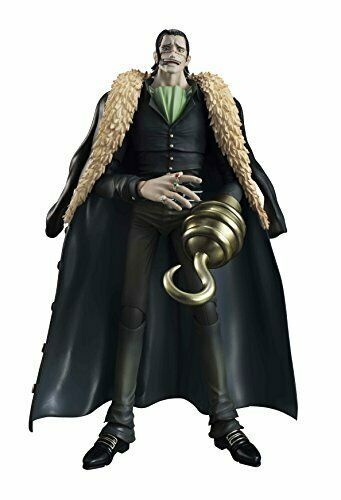 Megahouse Variable Action Heroes  Onepiece  Sir Crocodile Action Figure