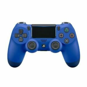 Sony PS4 Blue Controller PlayStation Game Console DUALSHOCK 4 V2 Wireless