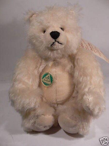 HC 12 Hermann Coburg Sugar Baby 25 cm Design  Ulla Hermann Mohairplüsch
