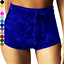 Sexy-Women-Summer-Pants-Stylish-High-Waist-Shorts-Short-Belt-Beach-Trousers thumbnail 3