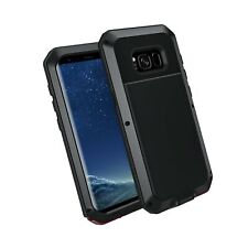 new style 61ae4 bacd6 Seacosmo Protective Case for Galaxy S8 Case Military Grade Rugged Heavy  Duty Al