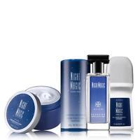 Avon Night Magic Four Piece Fragrance Gift Set Retail $34.00 -