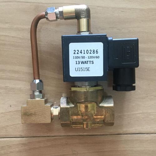 22410286 Drain Solenoid Valve for Ingersoll Rand Screw Air Compressor Parts 110V