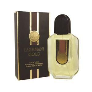 Laghmani Gold Mens Parfum E100ml Gift For Him Mothers Day Eau De