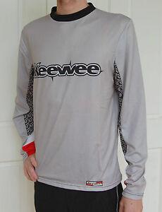 MTB-Cycling-Bike-long-sleeve-Jersey-Mens-Womens-Grey-Black-red