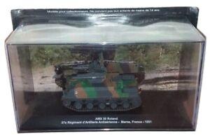 Blindati-De-Agostini-AMX-30-Roland-1-72-France-1991-Diecast