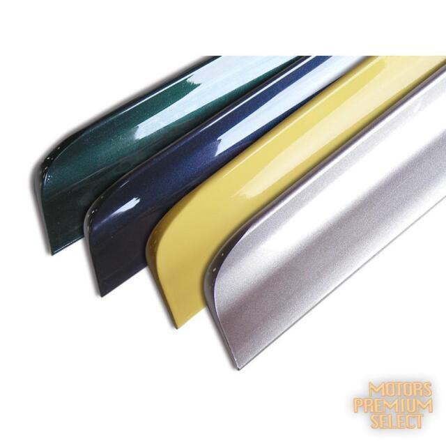PAINTED REAR TRUNK BOOT LIP SPOILER For Honda Civic 7th 01-05 Sedan Long Ver.