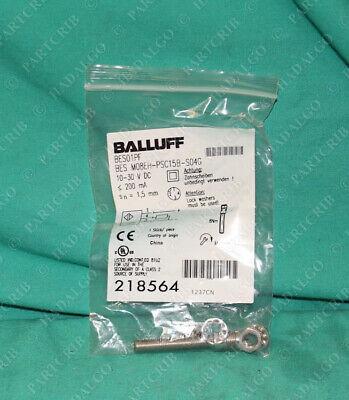 BALLUFF proximity switch BES0060 BES M12MI-PSC20B-S04G factory sealed free ship