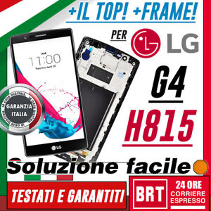 DISPLAY-LCD-TOUCH-SCREEN-FRAME-ORIGINALE-PER-LG-G4-H815-H810-H811-SCHERMO-VETRO