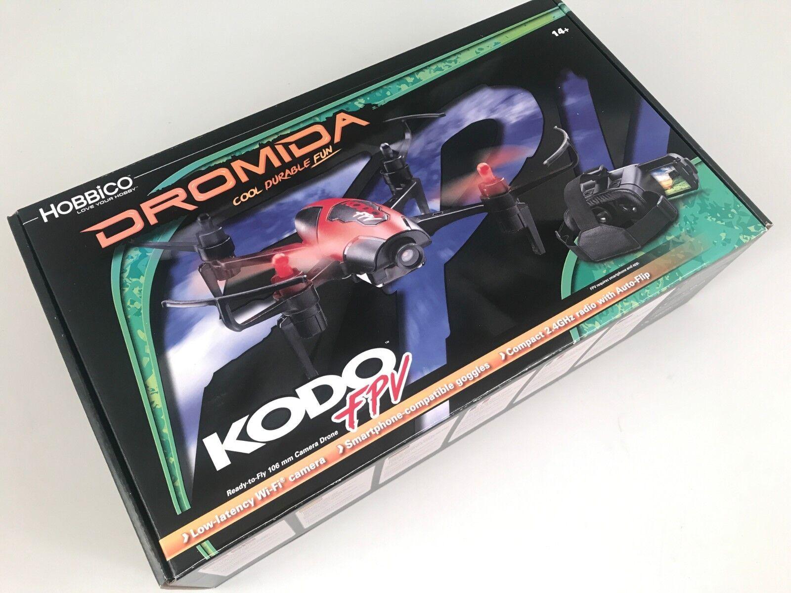 Dromida DIDE0016 Quadricottero Kodo FPV RTF modellismo