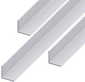 Aluminium-Winkel-L-Profil-Alu-Schiene-Aluprofil-Winkelprofil-Walzblank-Aluwinkel