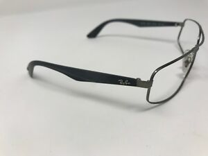 734497f232 Authentic Ray Ban Sunglass Frame RB 3527 029 61-17-135 Black ...