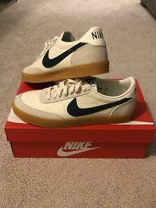 best authentic 78ecc 08539 Image is loading Nike-x-J-Crew-Killshot-2-Leather-Sneakers-432997-
